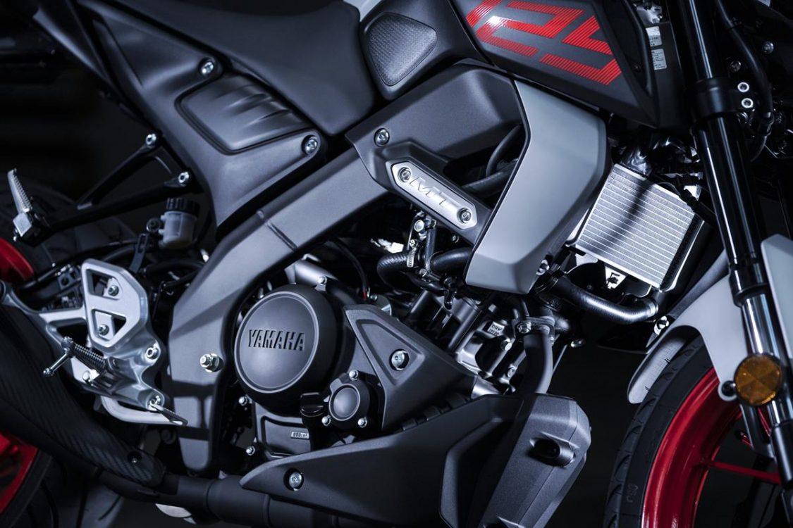 Moteur Yamaha MT 125 2020
