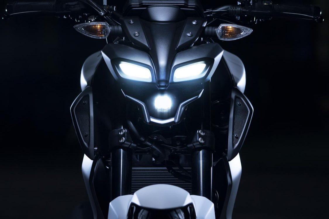 Nouveau design pour la yamaha MT 125 2020