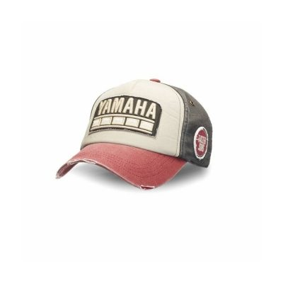 Casquette Faster Sons Yamaha Destroy