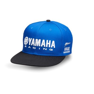 Casquette Visiere plate Yamaha