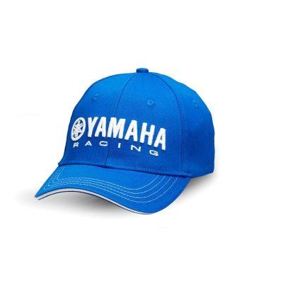 Casquette Yamaha Racing Bleue
