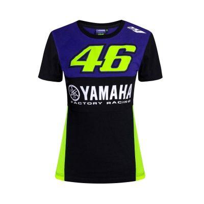 T-shirt Yamaha Valentino Rossi VR 46 femme
