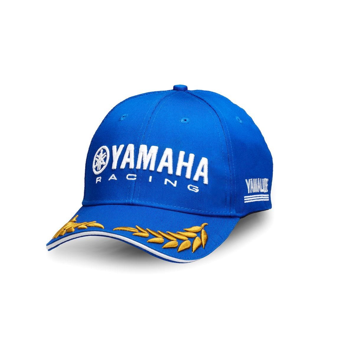 Une casquette Yamaha sinon rien !