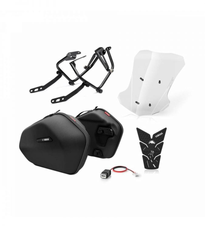 PACK ACCESSOIRES TRACER 700 2020 Week-End