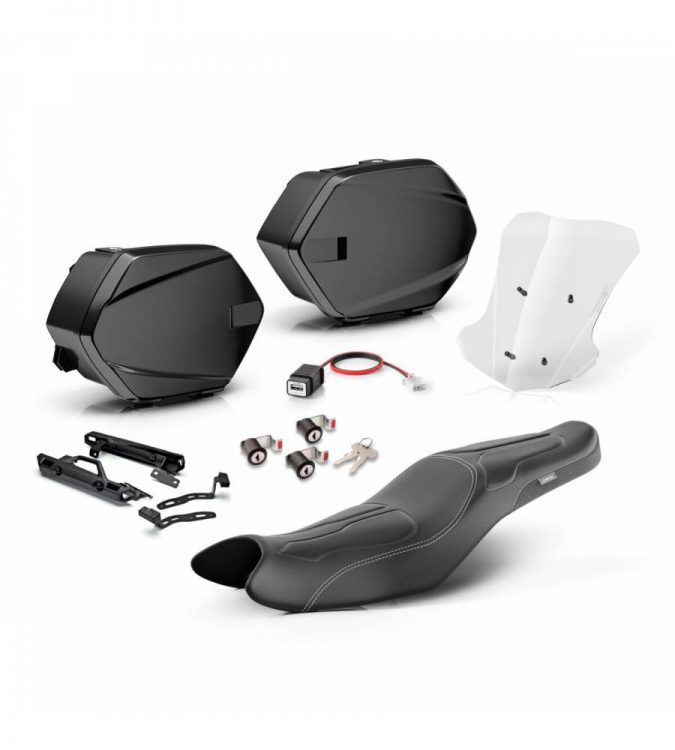 PACK ACCESSOIRES TRACER 700 2020 TRAVEL