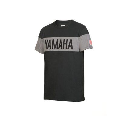 t-shirt Yamaha Faster Sons Noir homme