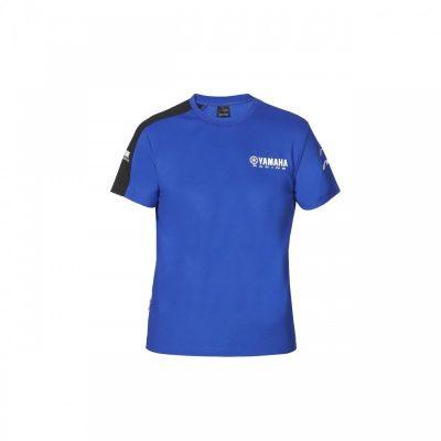 t-shirt Yamaha Paddock 2020 Bleu