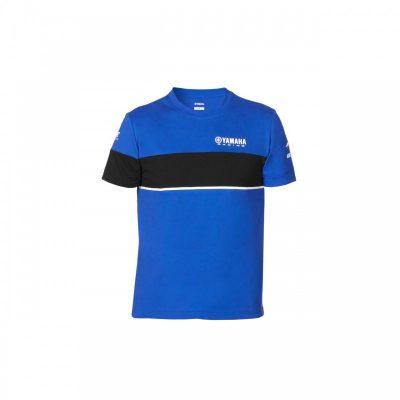 t-shirt Yamaha Paddock 2020 Bleu Noir