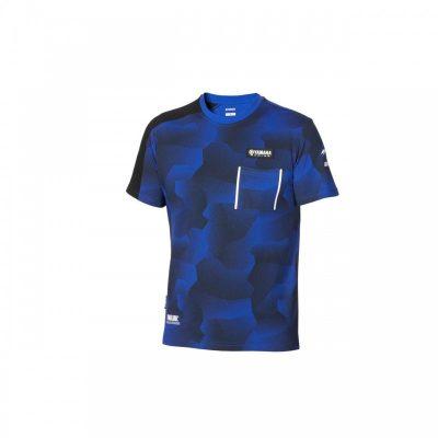 t-shirt Yamaha Paddock Camo