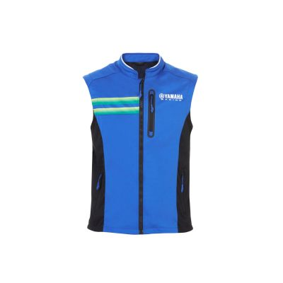 vestes sans manches Yamaha.Vetements motocross enduro Yamaha