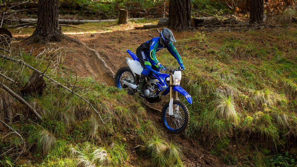 vetements motocross enduro Yamaha