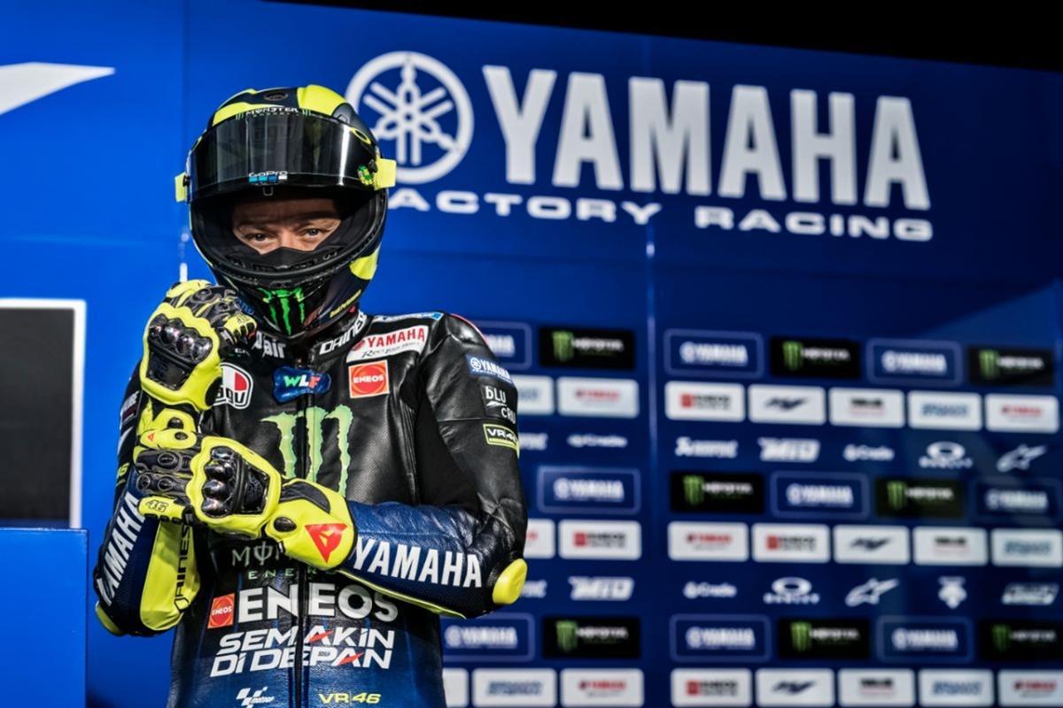 VR46 2020 Découvrez La collection Valentino Rossi 2020