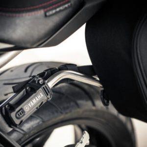 Fixation valises souples MT 07 2020