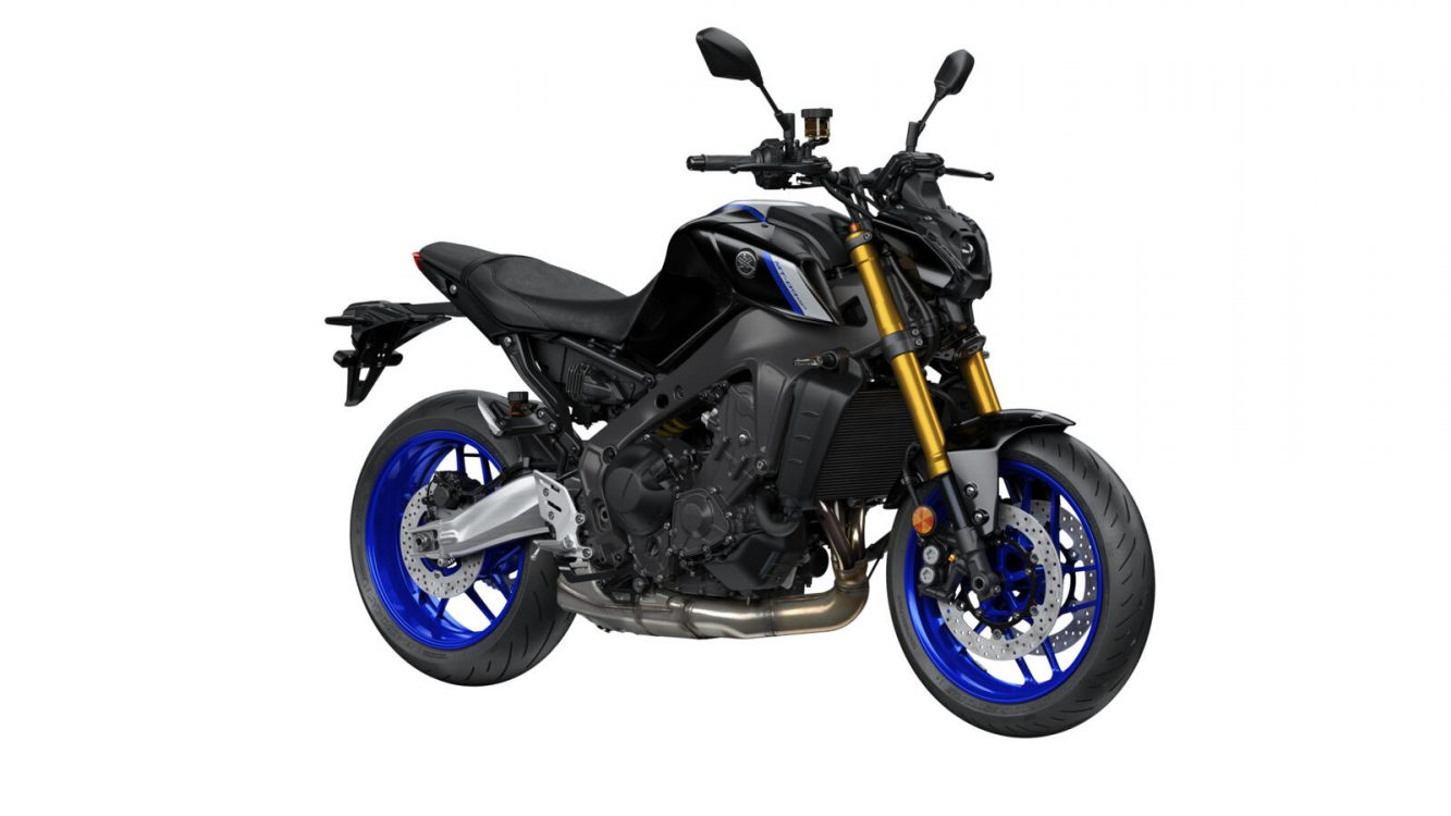 YAMAHA MT 09 SP 2021