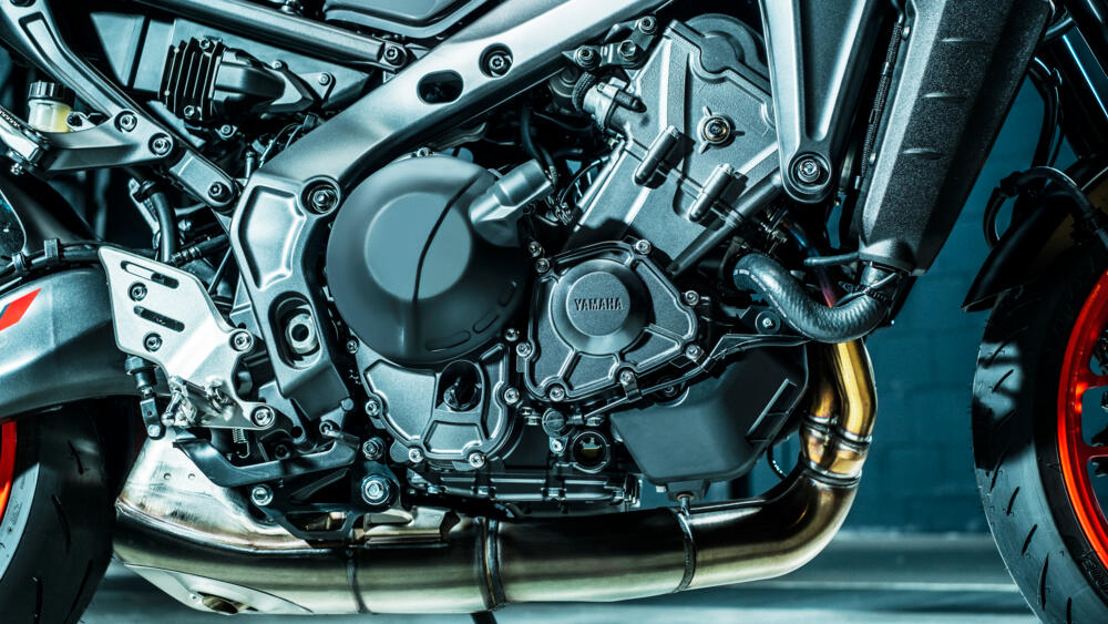 moteur MT 09 2021