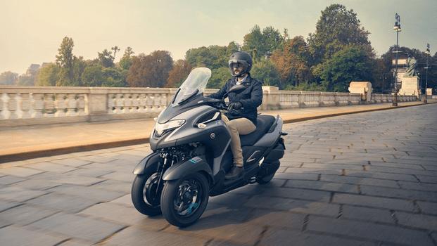 Prix du Yamaha Tricity 300: Yamaha lève le suspense