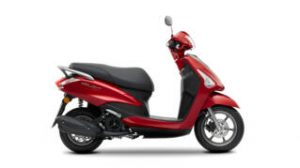 YAMAHA DELIGHT 2017 LAVA RED DRMK