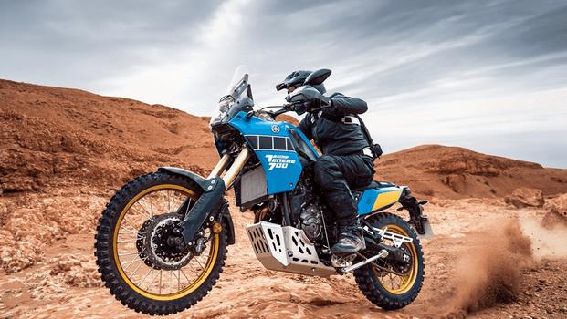 Yamaha T7 Rally Edition
