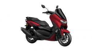 yamaha n-max 125 2021 Anodized Red