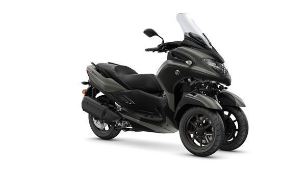 yamaha tricity 300 2021 Tech Kamo