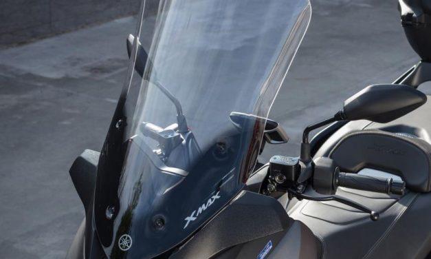 BULLE HAUTE X-MAX 125 2021