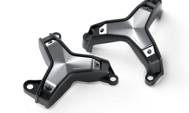 patins protection carter moteur TRACER 9 20213