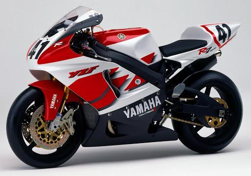 YAMAHA YZF-R7 1999