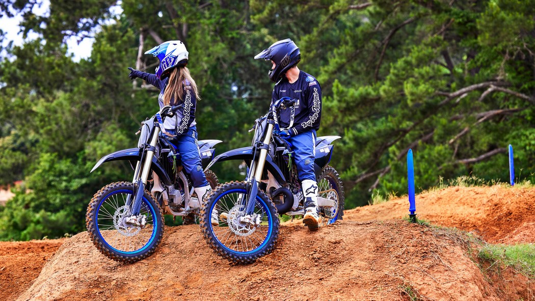 caracteristiques 250 yz 2022 absolute yam